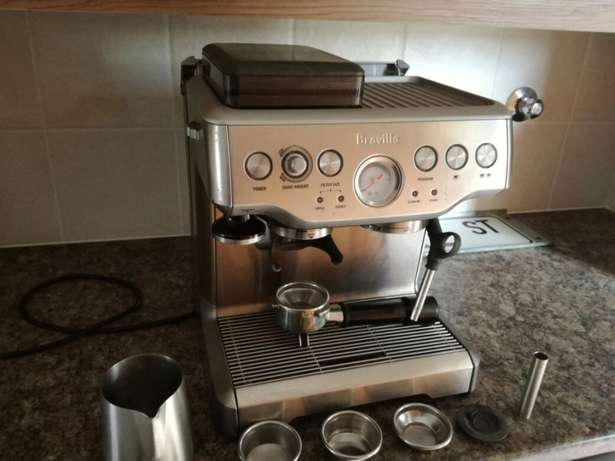 Breville Barista Coffee Machine Potchefstroom - image 6