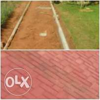Kerbs and paving worx