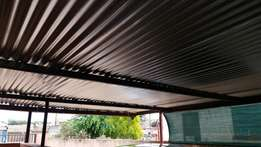We make carport that suit ur budget from R3000