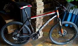 Merida TFS 500 Large 26er with 10 speed Deore/XT