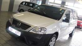 Pre owned 2012 Nissan NP 200 1.6i