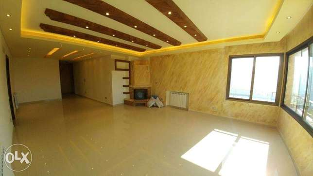 Ballouneh 300m2 duplex - 30m2 terrace - brand new - high end -
