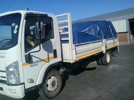 Truck for Hure