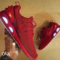 Red New Nike Simulation