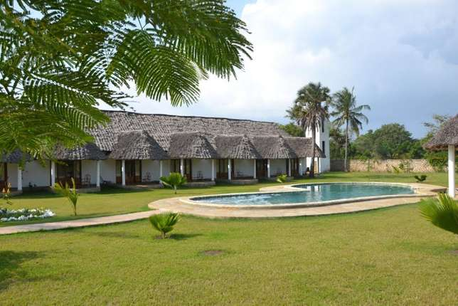 6 acres with villas Diani Diani Beach - image 1