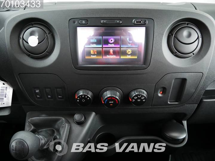 Renault Master Chassis cabine 165PK Dubbellucht Navigatie Airco 3... - 2019 - image 11