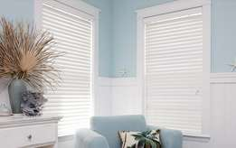 Wooden Blind 1945 With x 1185 Drop (New)