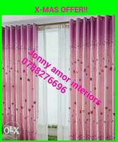Home and office curtains