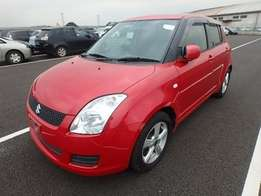 Suzuki Swift 2010 Foreign Used For Sale Asking Price 650,000/=