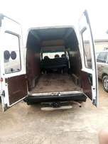 Tokunbo Ford transit (long chassis)