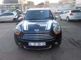 2014 Mini Cooper countryman 1.6 manual