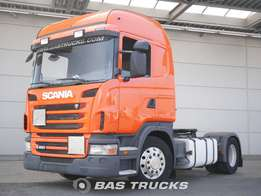 Scania G400 - To be Imported