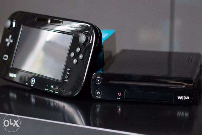 Nintendo Wii U, used in great condition, many games and accessories! Nairobi CBD - image 1