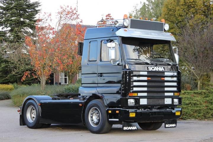 Scania 143m 420 STREAMLINE V8!! - 1994