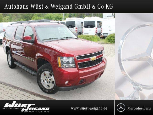 Chevrolet Suburban LT Klima+TV+SHD+AHK+V8+Automatik - 2010