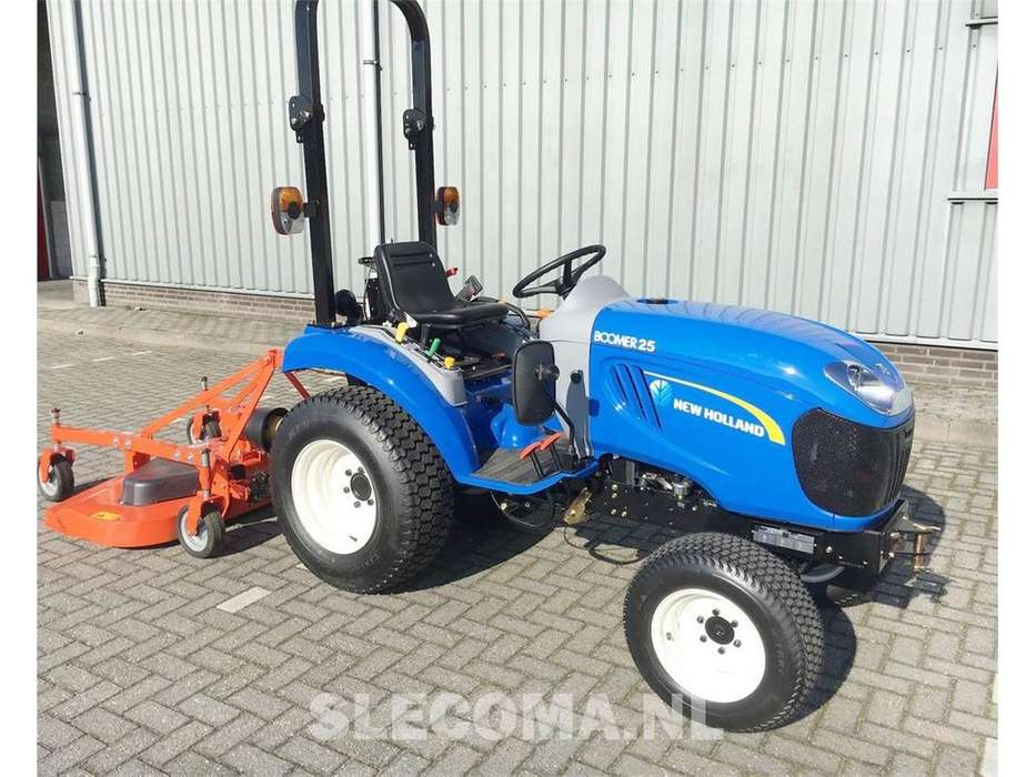 New Holland BOOMER 25-HST - 2018 - image 2