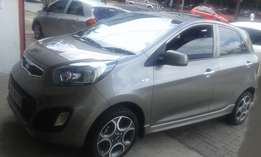 2014 Kia Picanto 1.2 Sunroof Available for Sale