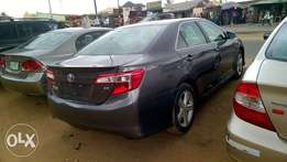 Very Clean Tokunbo 2013 Toyota Camry