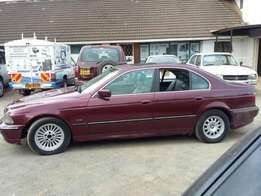 2005 BMW 528i KBS. Nice Maroon!! Trade in accepted!!