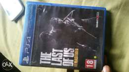Ps4 last of us for sell or swap
