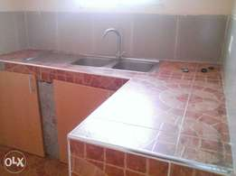 Chamber & Hall Self Contain with balcony for rent in GREDA ESTATE