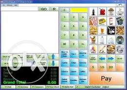 Retail Point Of Sale POS Software Technology