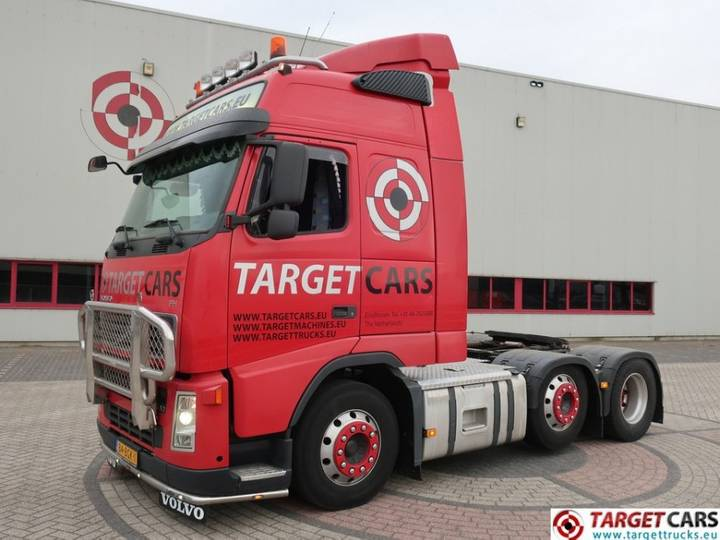 Volvo FH13-400 Globetrotter XL 6x2 Truck Tractor - 2008