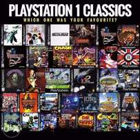 Playstation 2 Games Available