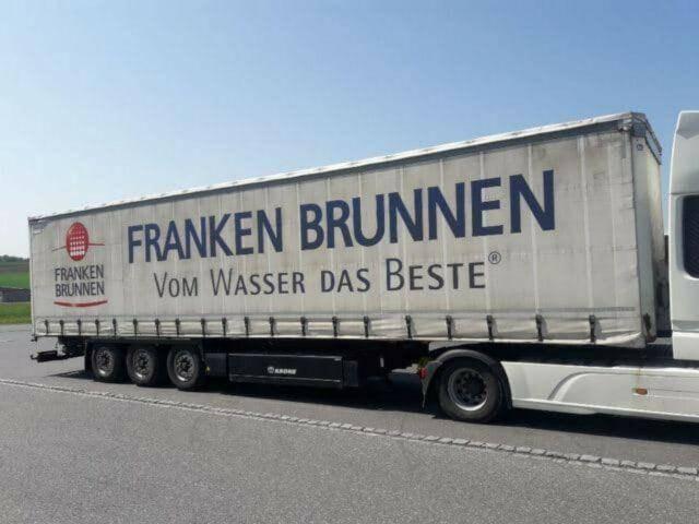 Krone SD27 ProfiLiner /XL /Getranke / Staplerhal /Lift - 2014