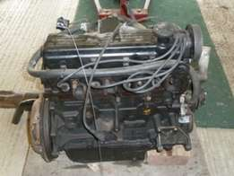 ford sierra complete 2.0 pinto engine