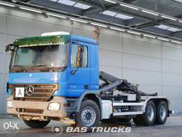 Mercedes Actros 2644 - For Import