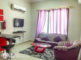 Furnished 1 BHK Apartment in Muaither 4,000