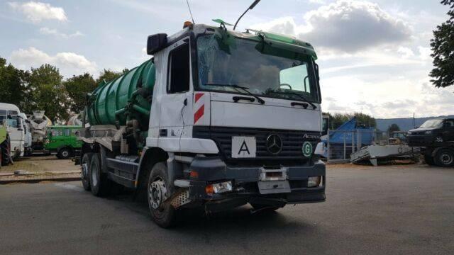 Mercedes-Benz 2631 Saug+Druckwagen 6x2 - 2019