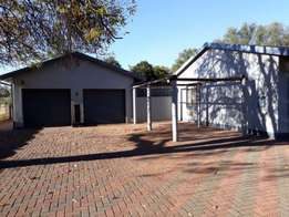 Must see 3 bedroom house for rent in Meyerton