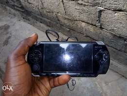 Clean PSP with games 10 games and music loaded there urgently forsale