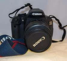 Canon EOS 600D 18MP DSLR Camera with EF-S 18-55mm f/3.5-5.6 IS II Lens