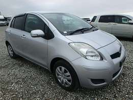 Toyota Vitz 1300cc auto KCL, 2010 silver,just arrived