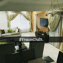 Quality Turkish Curtains. Fracan Wallpapers and Interior Ltd