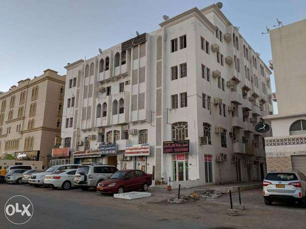 Al Khuwair Commercial & Residential Building