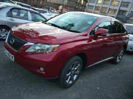 Lexus RX350 New Import year 2009 Model