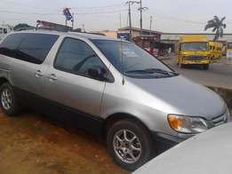Registered Toyota Sienna 2002 Model For Sale
