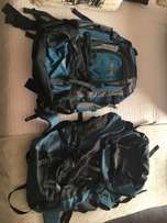 2 Hiking backpacks for sale