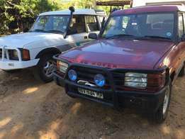 Landrover Discovery 1 3.9iL,266000 km,manual gearbox