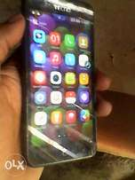 Tecno H6 with a cracked screen