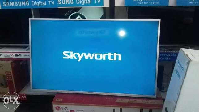 "Skyworth 43""smart tv Nairobi CBD - image 2"