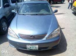 Clean First Body 2003 Toyota Camry
