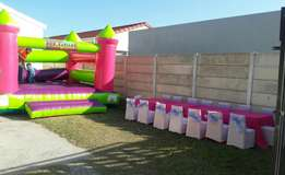 Jumping Castles and Kids Decor for hire