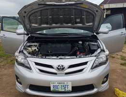 Toyota corolla car very clean and durable
