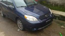 Toyota Matrix 2007 Model