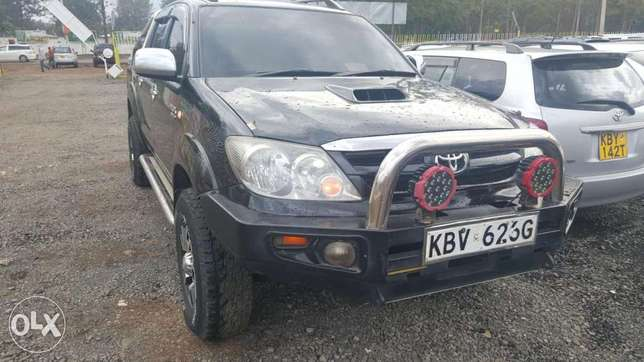 Toyota hilux double cab Muthaiga - image 1